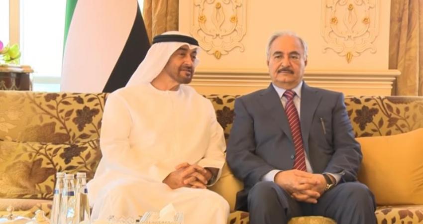 فعاليات ليبية: الإمارات المحرك الرئيس لأزمات ليبيا بعد الثورة