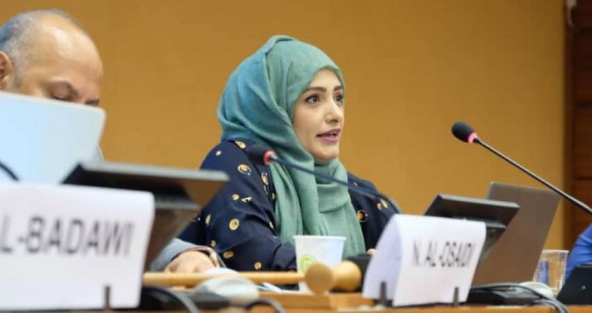 جائزة حقوقية دولية لناشطة كشفت سجون الإمارات السرية باليمن