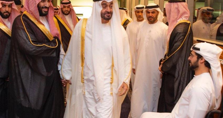 محمد بن زايد يترأس وفد الإمارات في قمتي مكة الطارئتين