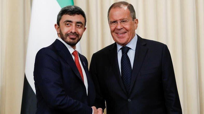 لماذا ذهب وزير الخارجية الإماراتي إلى روسيا بعد لقائه مع بومبيو؟