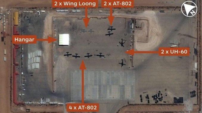 الإمارات تواصل إقامة قواعدها العسكرية في ليبيا لدعم حفتر رغم التنديد الدولي