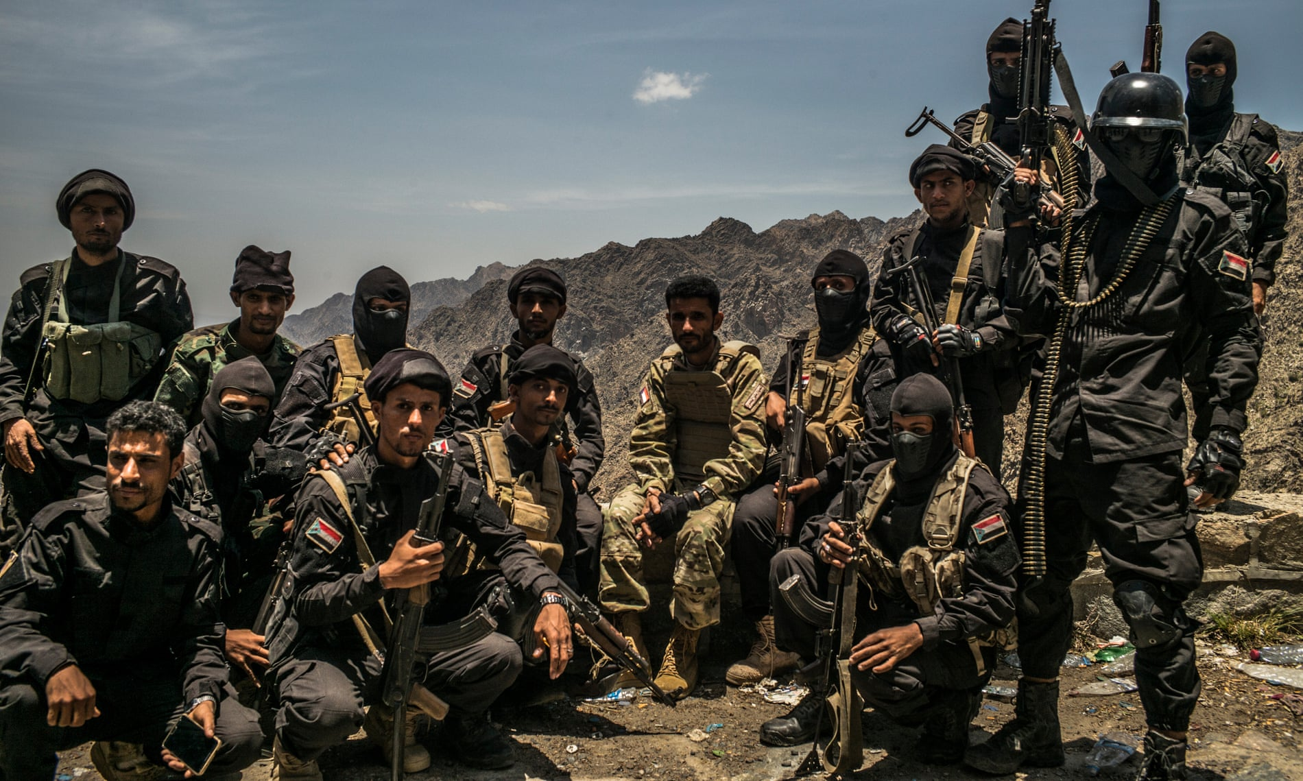 استراتيجية الإمارات في اليمن.. الحلفاء الأعداء والمهام المنفصلة التي تستهدف قوات الدولة