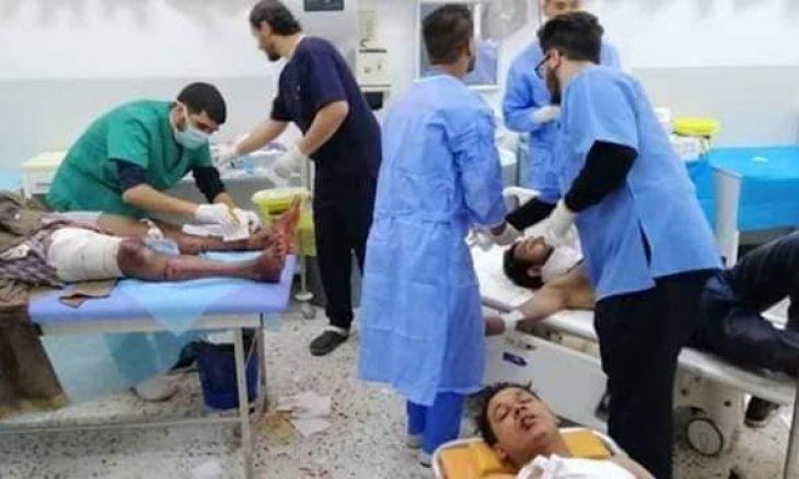مقتل 7 عمال نتيجة قصف طائرات  إماراتية مسيرة على طرابلس الليبية
