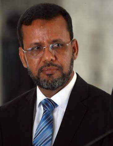 غضب إماراتي من سفر مسؤول حكومي موريتاني إلى قطر