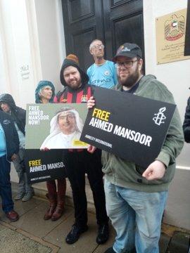 استمرار حملة دولية للمطالبة بالإفراج عن