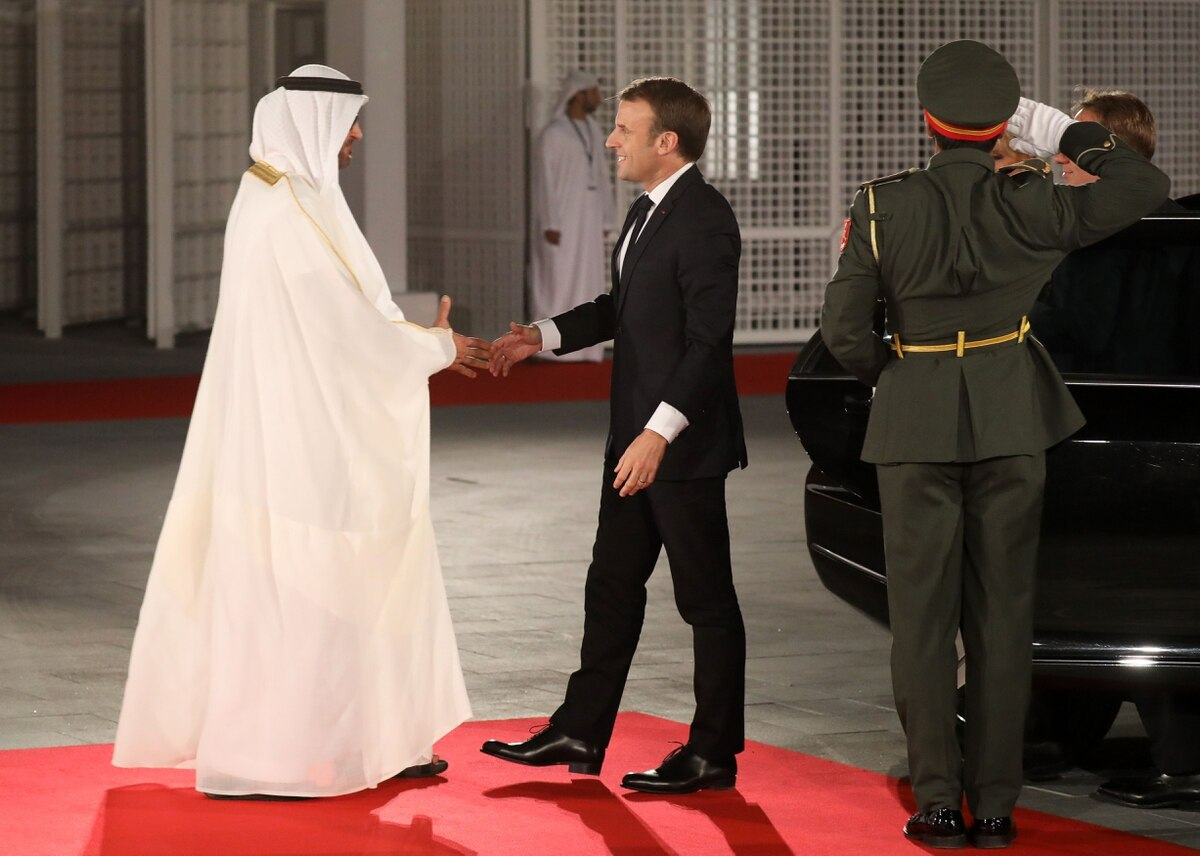 بعد مفاوضات سرية لـ17 شهراً.. الإمارات توقع صفقة شراء سفن فرنسية بـ850 مليون دولار