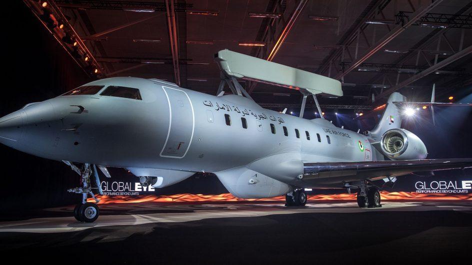 الإمارات تعتزم شراء طائرتي استطلاع بقيمة مليار دولار