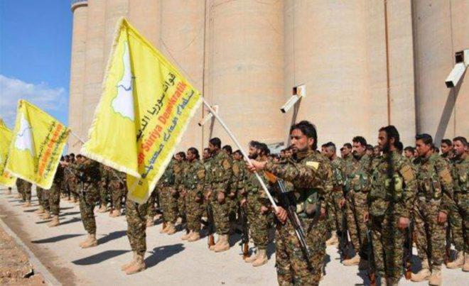 وسائل إعلام كردية: وفد عسكري سعودي إماراتي يلتقي قيادة قوات