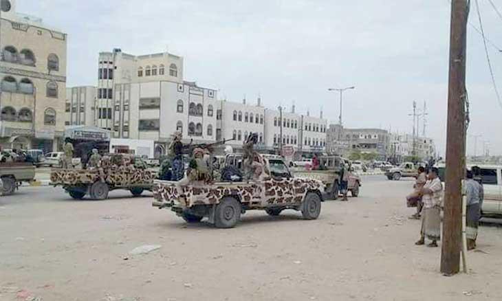 القوات الحكومية اليمنية تفشل محاولة انقلابية لميليشيا مدعومة إماراتياً في شبوة