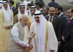 الإمارات تقف مع الهند ضد