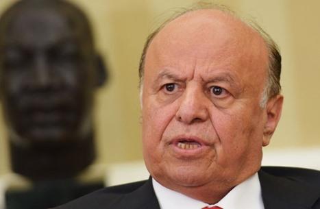 وكالة روسية: هادي يتراجع عن قرار بطرد الإمارات من اليمن بعد تدخل سعودي