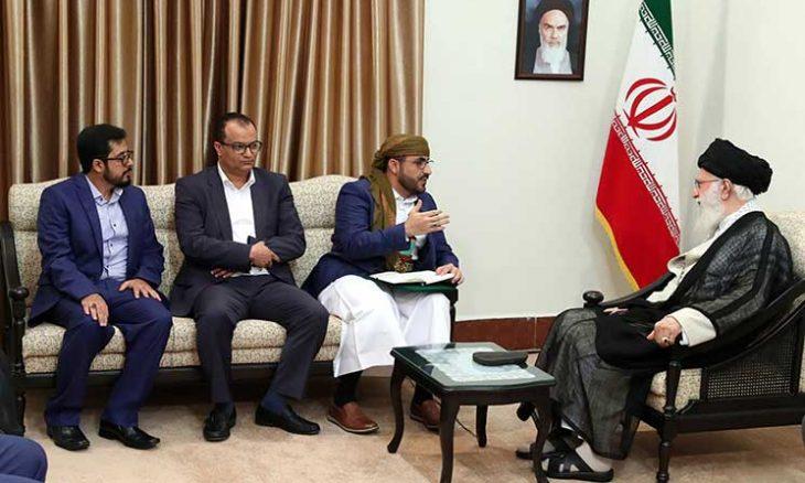 خامنئي: السعودية والإمارات تسعيان لتقسيم اليمن وسنقف ضد ذلك