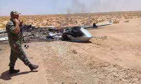 حكومة الوفاق الليبية تعلن إسقاط طائرة إماراتية مسيرة بمصراتة