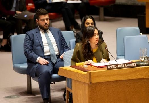 الإمارات تدعو الأمم المتحدة إلى محاسبة الدول الممولة للإرهاب