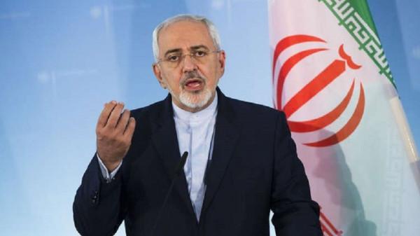 وزير الخارجية الإيراني : الإمارات تسعى لتكون