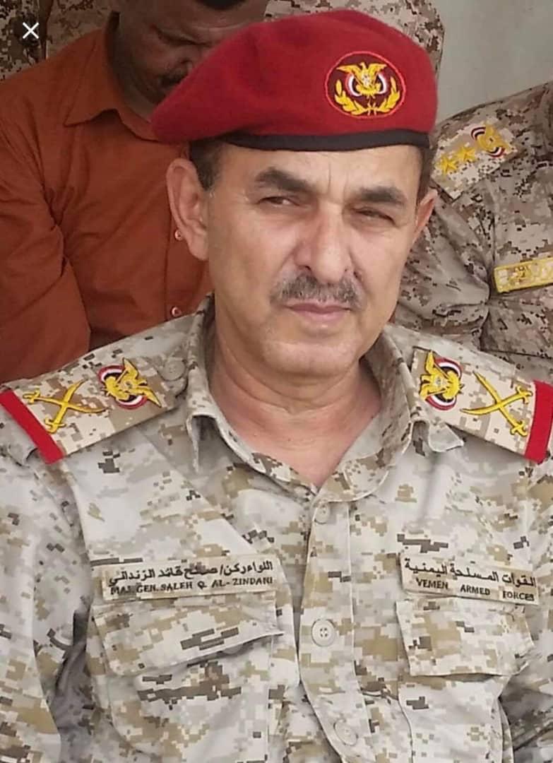 وفاة نائب رئيس أركان الجيش اليمني متأثرا بجراحه في أبوظبي