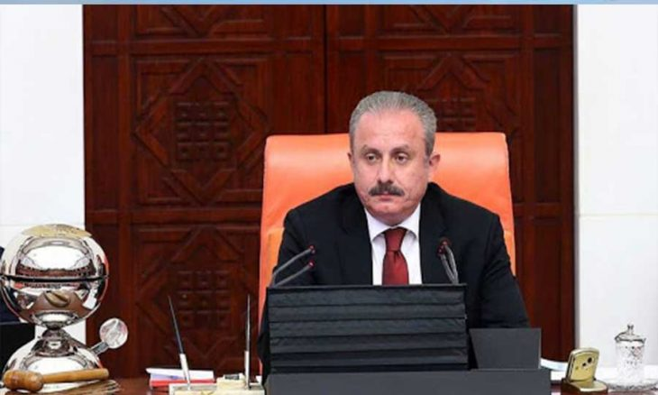 رئيس البرلمان التركي يرد على وزير إماراتي وينتقد دور أبوظبي في المنطقة