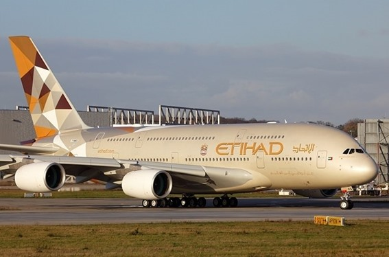 طيران الاتحاد الإماراتية تخسر 5 ملايين راكب و758 مليون دولار بسبب كورونا