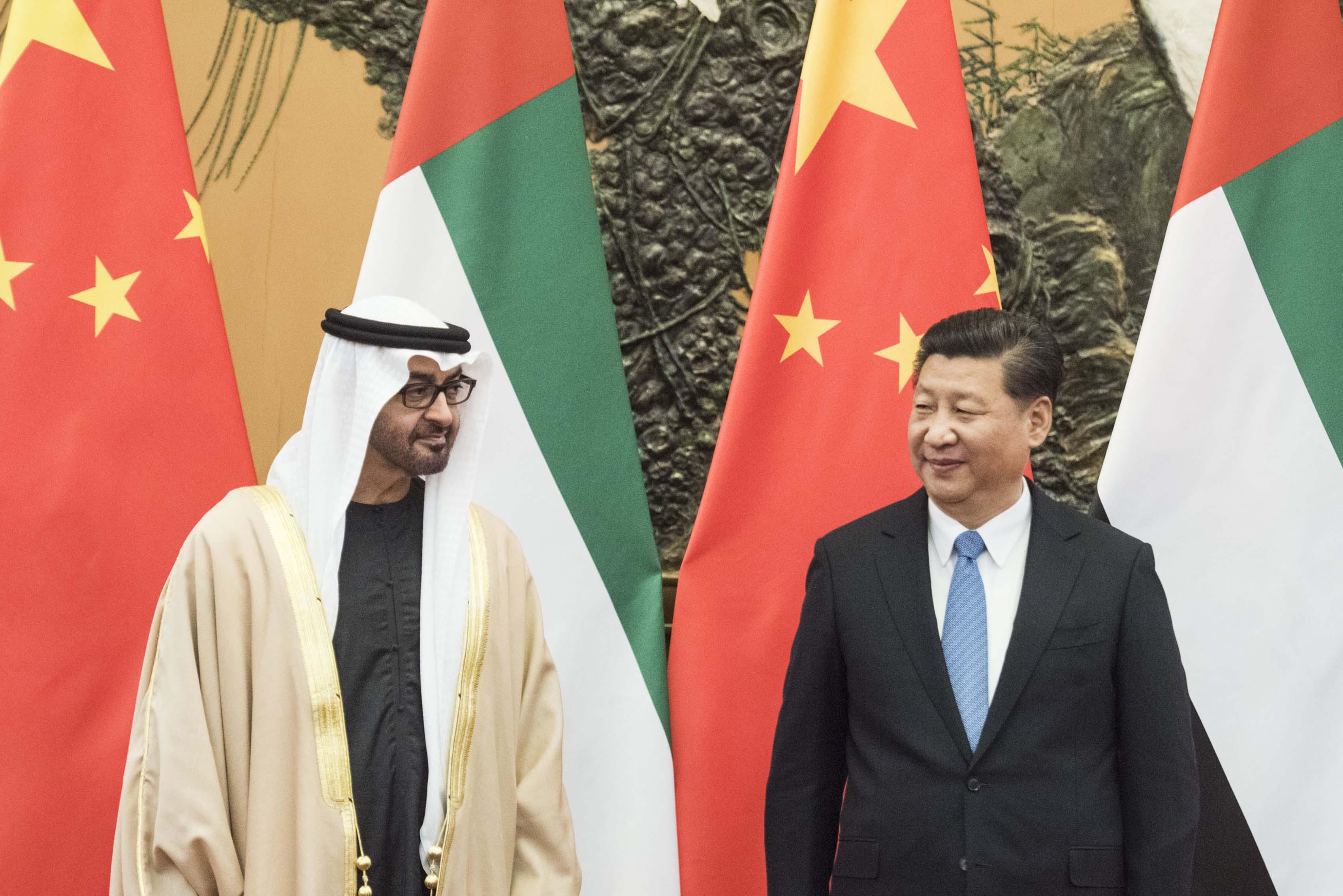 مساعي الإمارات للسيطرة على الممرات البحرية في المنطقة وإثر ذلك على الشراكة الاقتصادية مع الصين