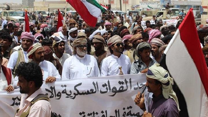 تصاعد التوتر في المهرة اليمنية عشية تظاهرة مرتقبة للانفصاليين.. والقبائل تتوعد