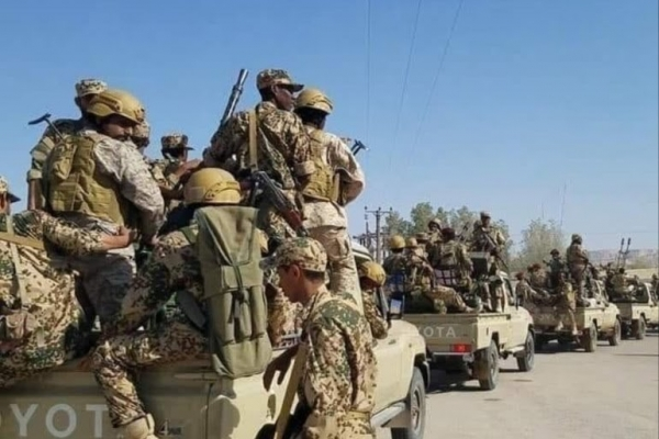 قوات الحكومة اليمنية تنهي تمرد مليشيات مدعومة من أبوظبي في شبوة...و