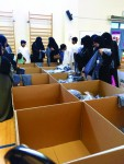 مرآة صحف الإمارات: زي مدرسي رديء وعنف أسري وتفاقم مشاكل الطلاق