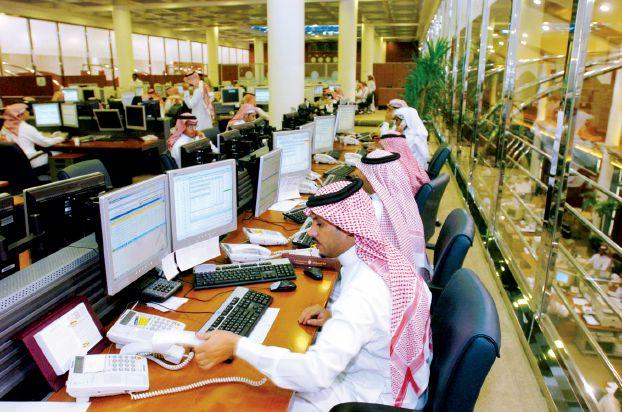 الأسهم السعودية خسرت 121 بليون دولار في 4 أشهر