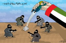 الصحف تحتفي بالعملية الاستخبارية الإماراتية لتحرير الرهينة البريطاني في اليمن