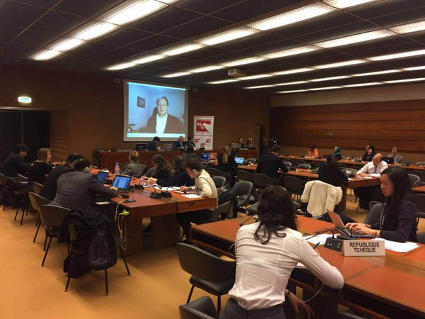 """خبراء ومنظمات حقوقية دولية في """"جنيف"""" تسلط الضوء على تفشّي القمع بالإمارات (تقرير)"""