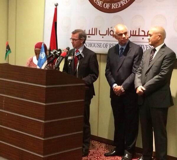 مبعوث الأمم المتحدة لدى ليبيا سيتسلم 38 ألف دولار من الإمارات