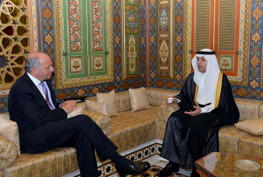السعودية وفرنسا توقعان عقودا بقيمة  12 مليار دولار