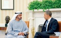 صحف إماراتية: الإدارة الأمريكية احتاجت زيارة ولي عهد أبو ظبي