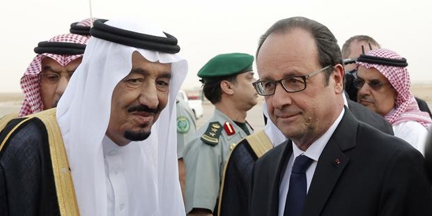 ما وراء مشاركة فرنسا في قمة مجلس التعاون؟!
