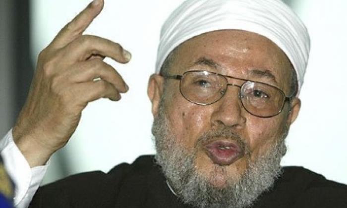 القرضاوي يحمّل العرب جميعا مسؤولية دماء الشعب السوري