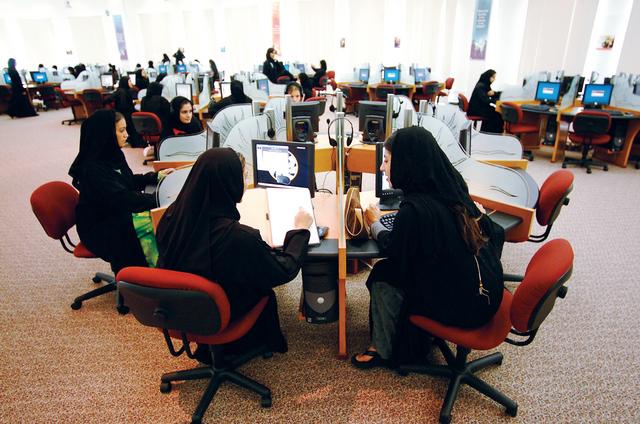 دراسة: الإمارات الأعلى في الخليج بمعدل بطالة النساء بواقع 80 بالمائة